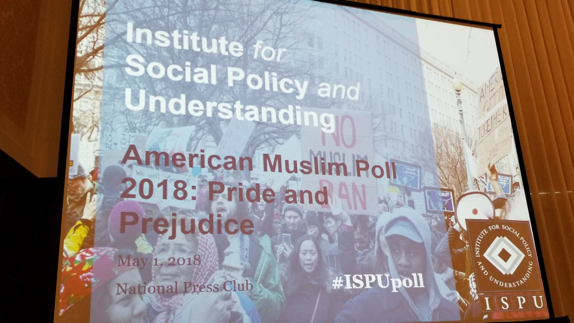 American Muslim Poll 2018: From Pride to Prejudice