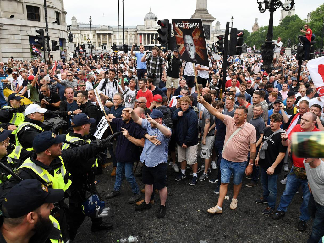 Tommy Robinson, Islamophobia, and the Global Far-Right Movement