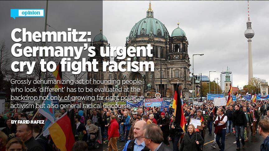 Chemnitz: Germany's urgent cry to fight racism