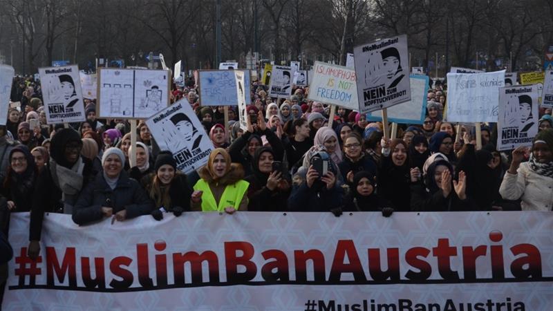 Austria's next Islamophobic policy: Banning the hijab in kindergarten