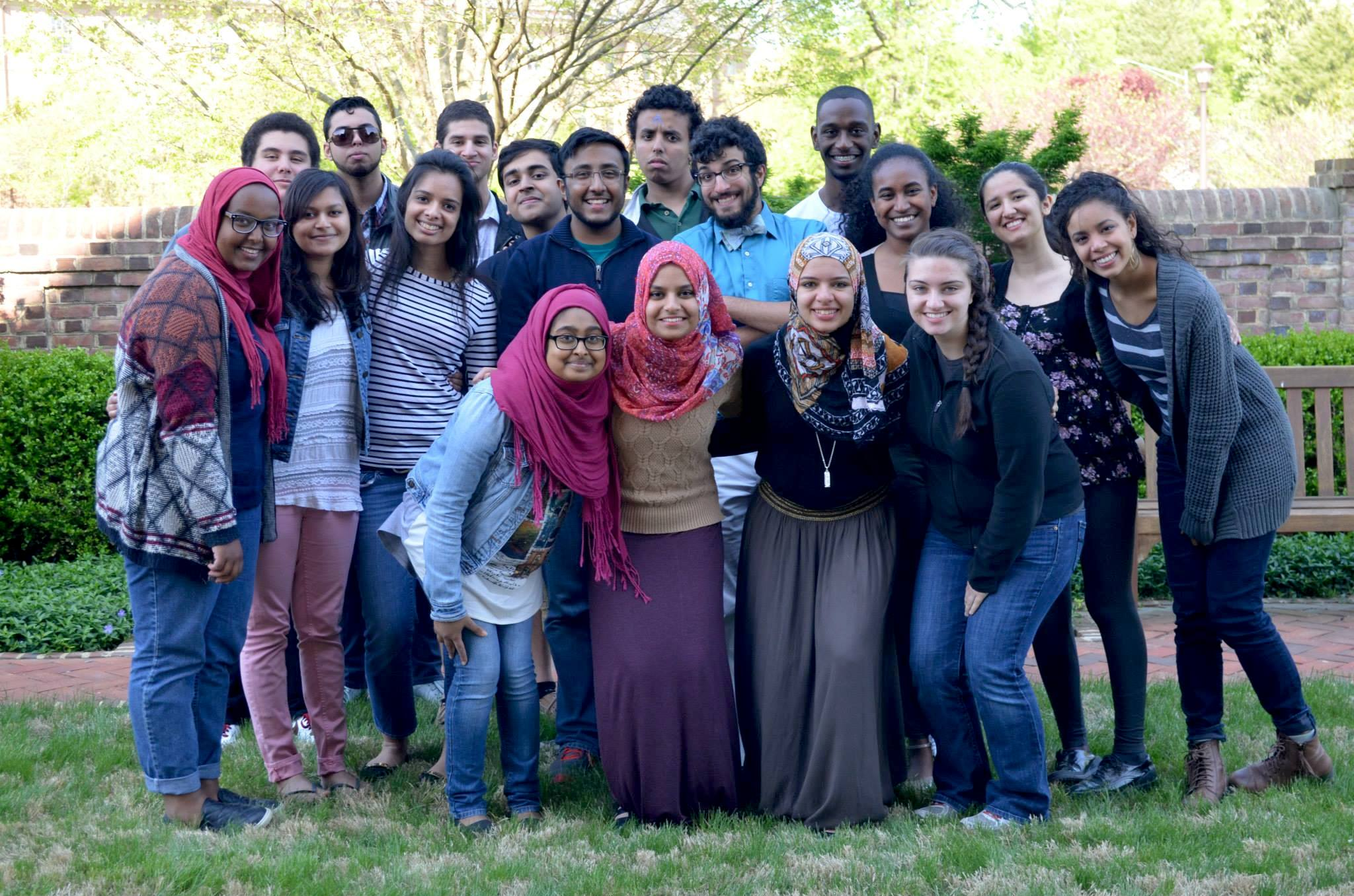 Courtesy of College of William & Mary Muslim Students Association