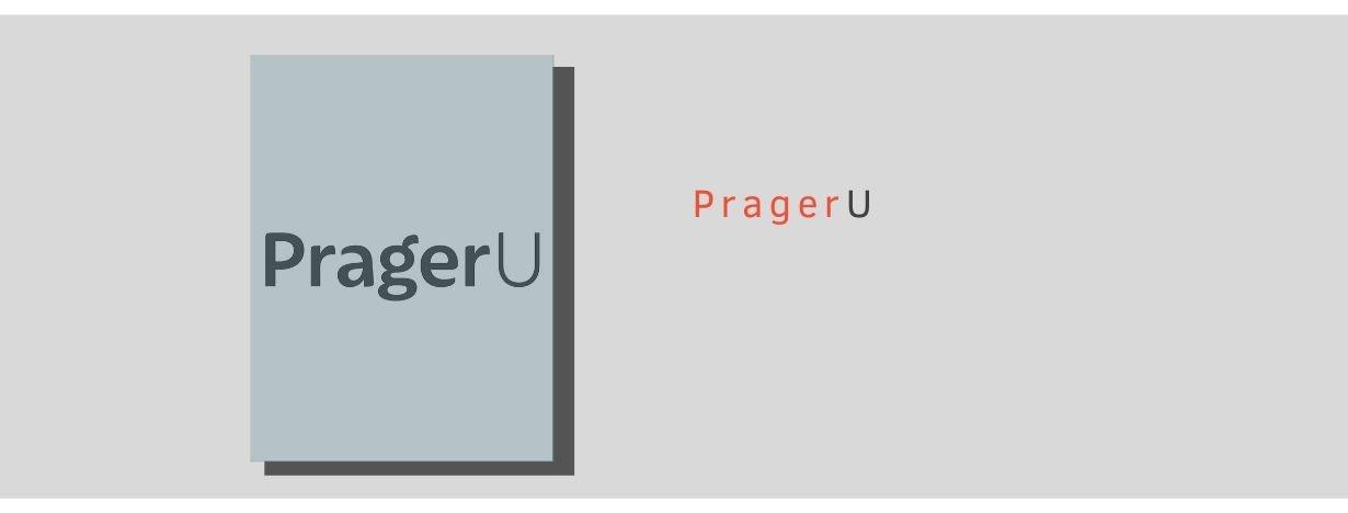 prager university logo