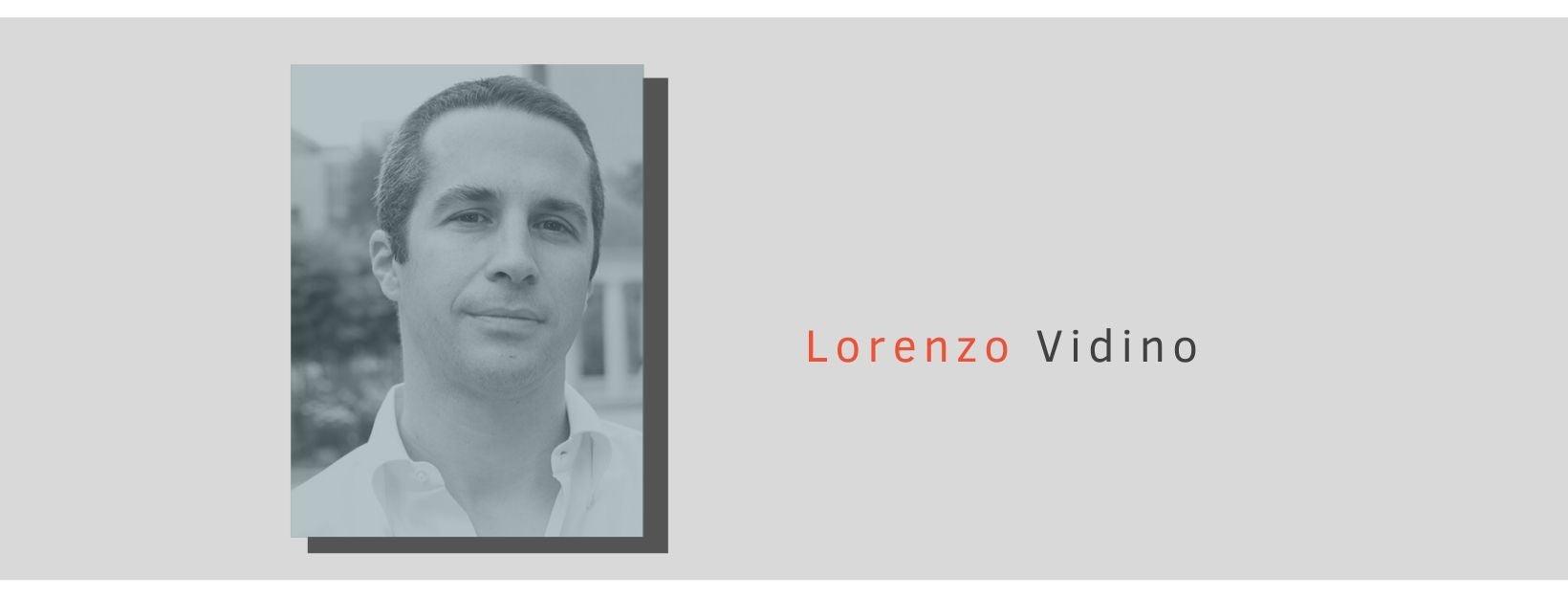 Lorenzo Vidino