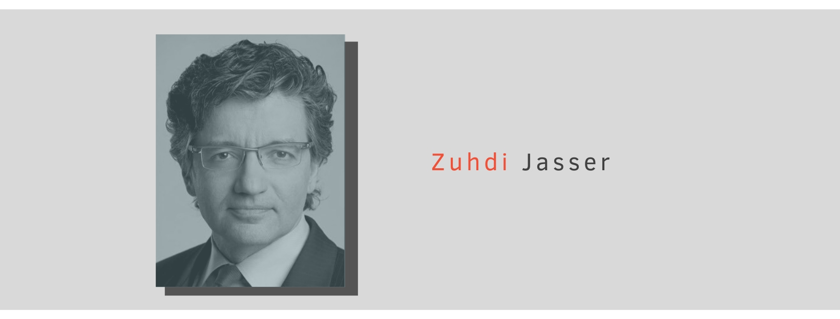 Graphic shows Zuhdi Jasser, co founder of the Muslim Reform Movement