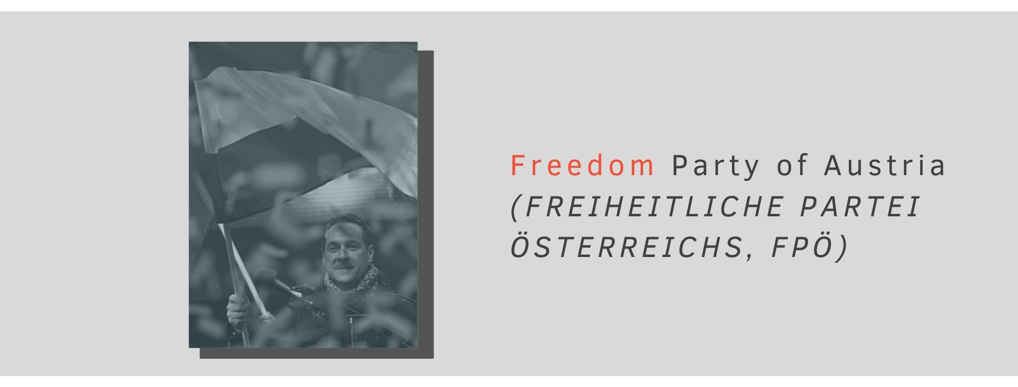 freedom party of austria