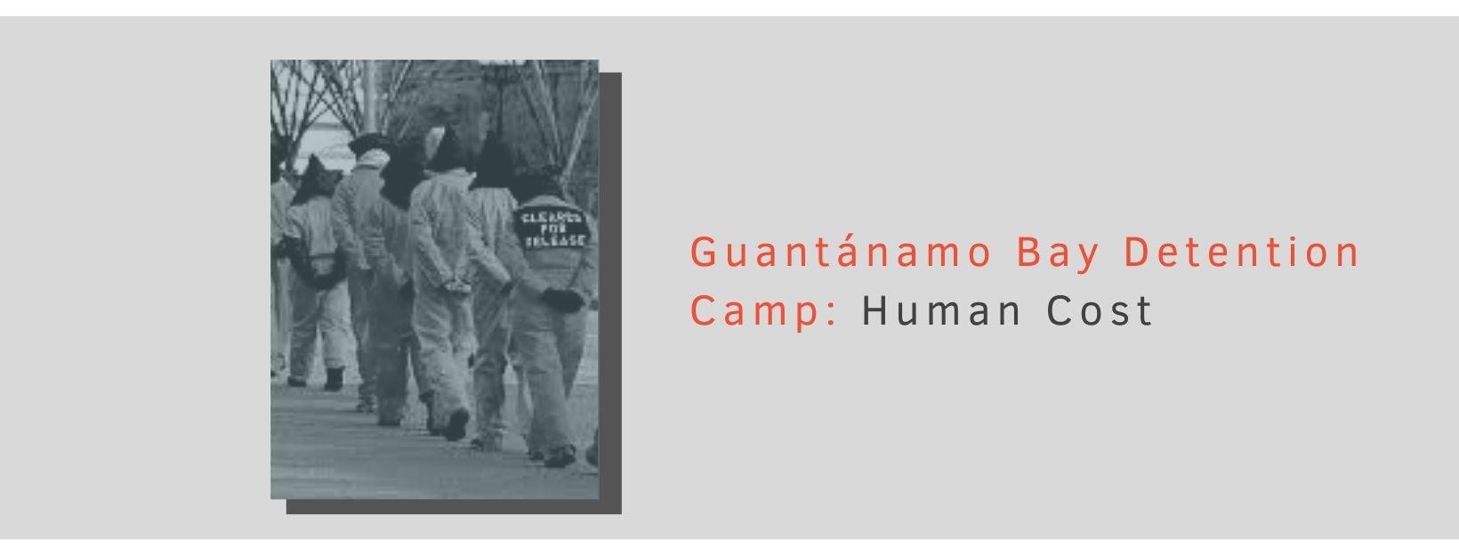 prisoners in guantanamo bay detention center